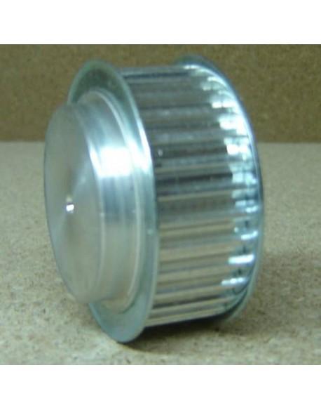 Koło pasowe zębate PDM 27T5/24-2 AL do rozwiertu