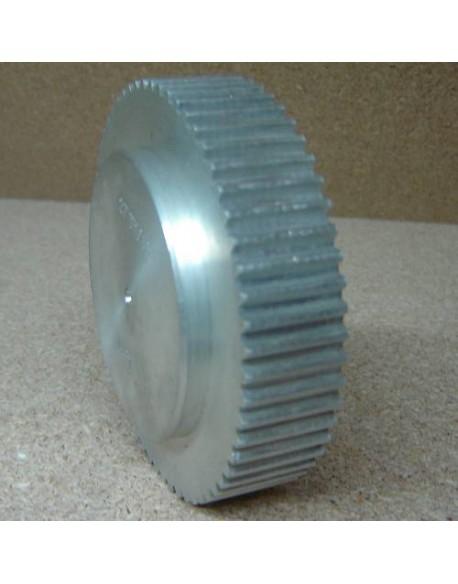 Koło pasowe zębate PDM 27T5/60-0 AL do rozwiertu