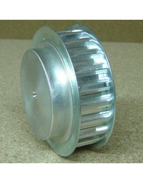 Koło pasowe zębate PDM 31T10/14-2 AL do rozwiertu