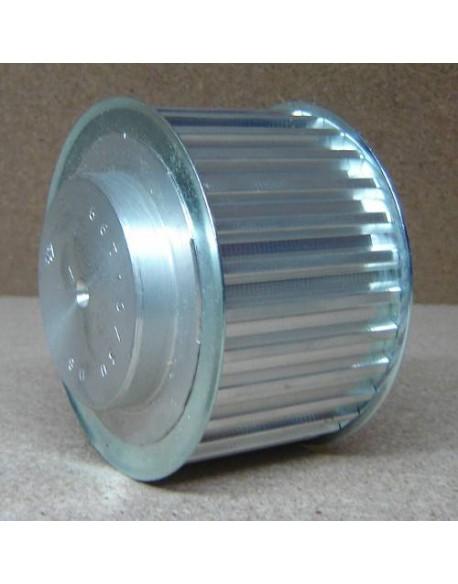 Koło pasowe zębate PDM 47T10/22-2 AL do rozwiertu