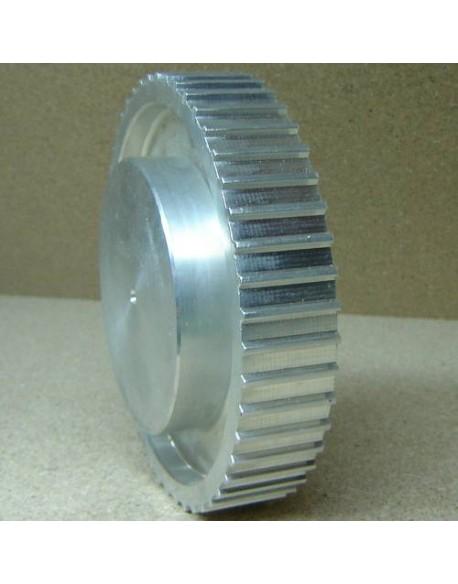 Koło pasowe zębate PM 40AT10/44-0 AL do rozwiertu