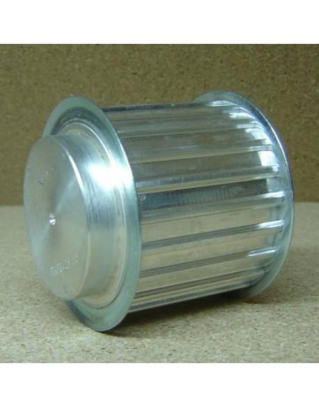 Koło pasowe zębate PM 66AT10/40-2 AL do rozwiertu