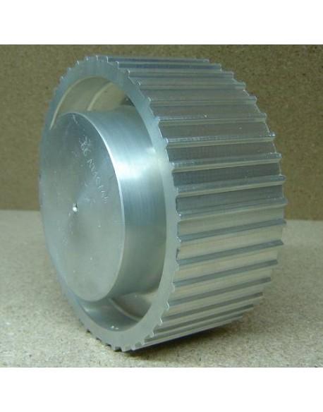 Koło pasowe zębate PM 66AT10/48-0 AL do rozwiertu