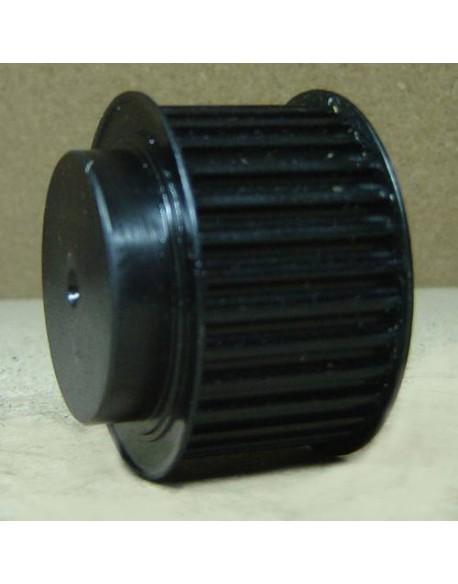Koło pasowe zębate HD 72 - 5M 25 do rozwiertu