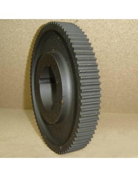 Koło pasowe zębate HDB 80 - 8M 20 pod taper 2012