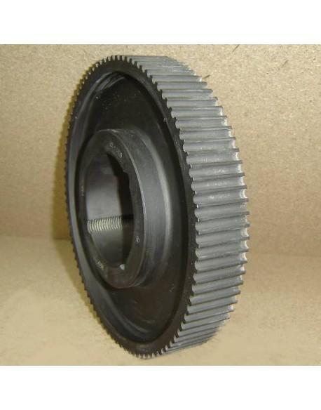 Koło pasowe zębate HDB168 - 8M 50 pod taper 3020