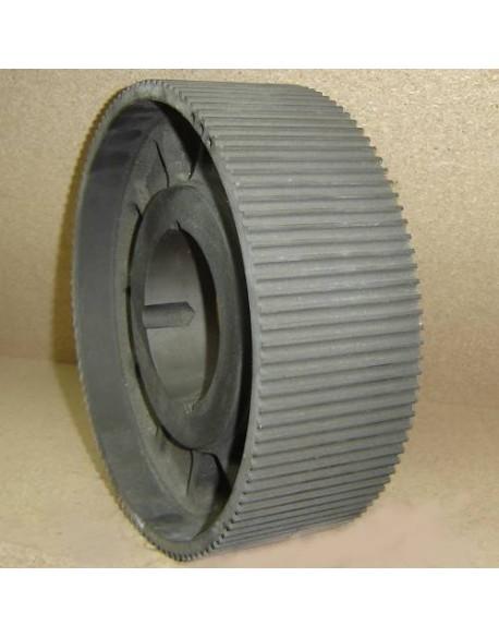 Koło pasowe zębate HDB168 - 8M 85 pod taper 3020