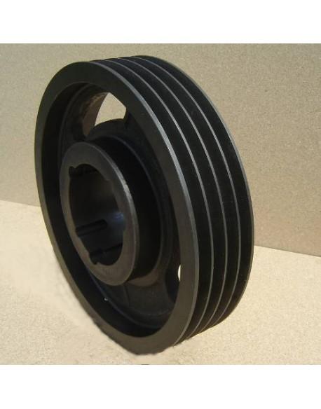 Koło pasowe klinowe SPB 710 x 4 pod taper 3535
