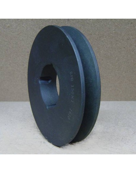 Koło pasowe klinowe SPB 160 x 1 pod taper 1610