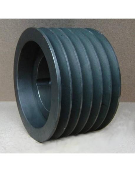 Koło pasowe klinowe SPB 140 x 6 pod taper 2517