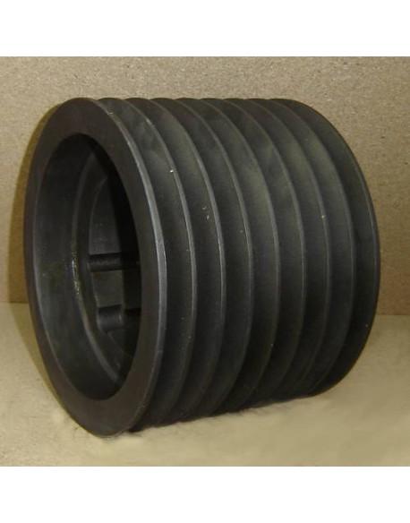 Koło pasowe klinowe SPB 250 x 8 pod taper 3535