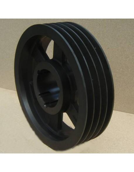 Koło pasowe klinowe SPC1000 x 4 pod taper 5050