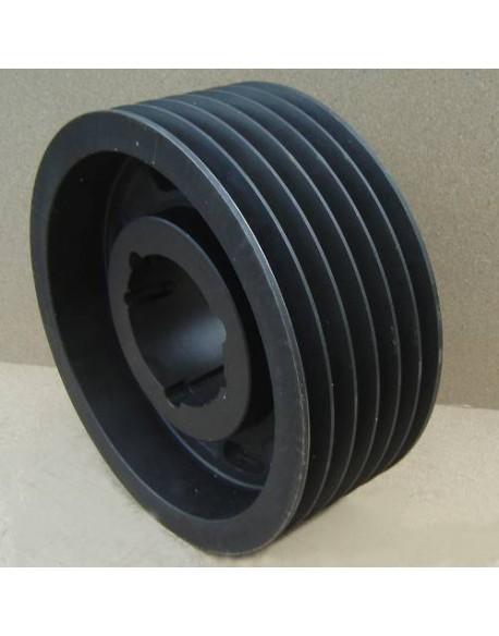 Koło pasowe klinowe SPC 630 x 6 pod taper 5050