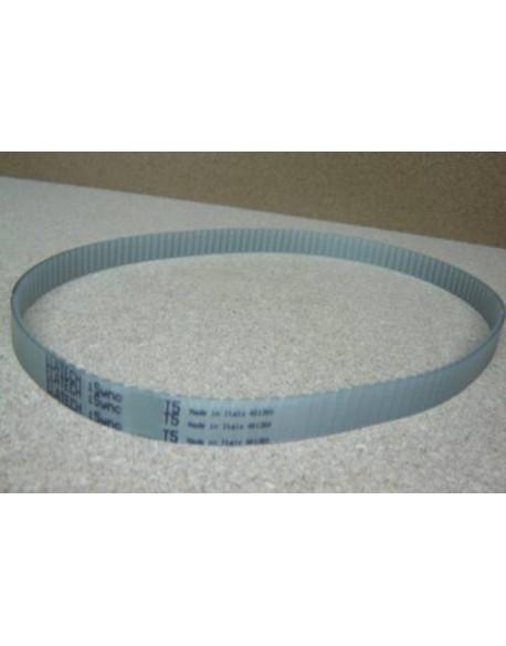 Pas zębaty iSync PU T5/0260