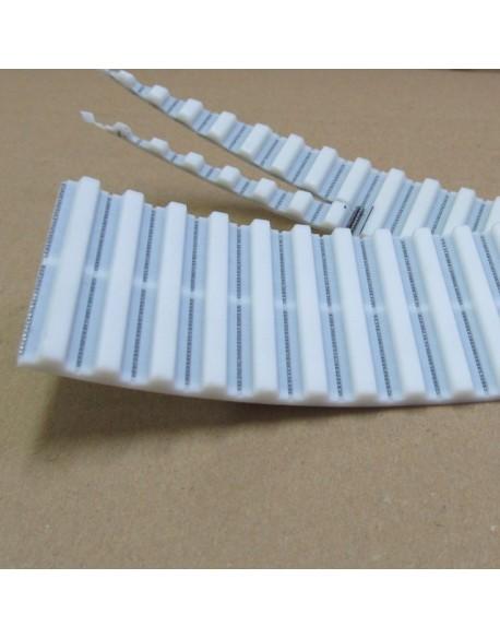 Pas zębaty poliuretanowy z metra 100 T10 (G25)