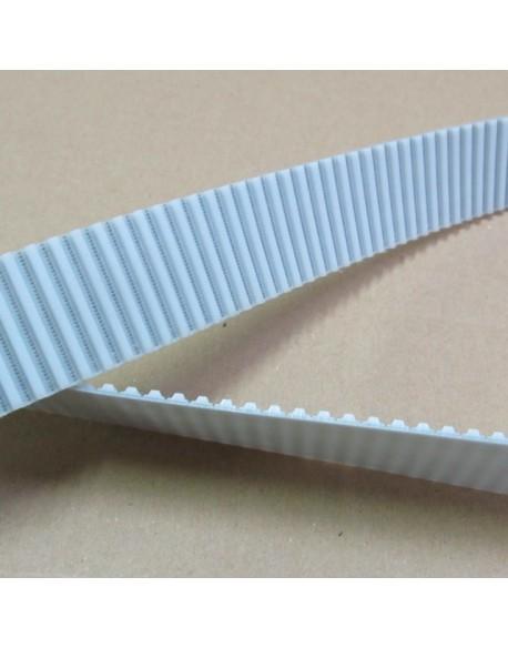 Pas zębaty poliuretanowy z metra 25 T5 - M