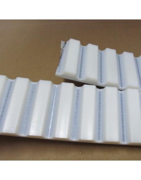 Pas zębaty poliuretanowy z metra 25 AT20 - M