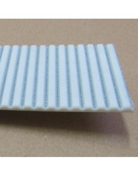Pas zębaty poliuretanowy z metra 25 AT5 - M